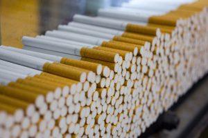 تمباکو کی صنعت 2۔