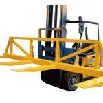 فورک لفٹ کے لئے FSNP2-4500 اسپریڈر بار ٹائپ کریں۔